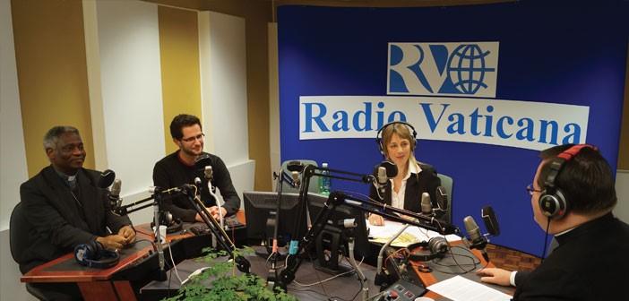 Радио Ватикана в эфире